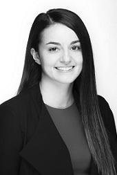 Black and white headshot of Melanie A. Sousa
